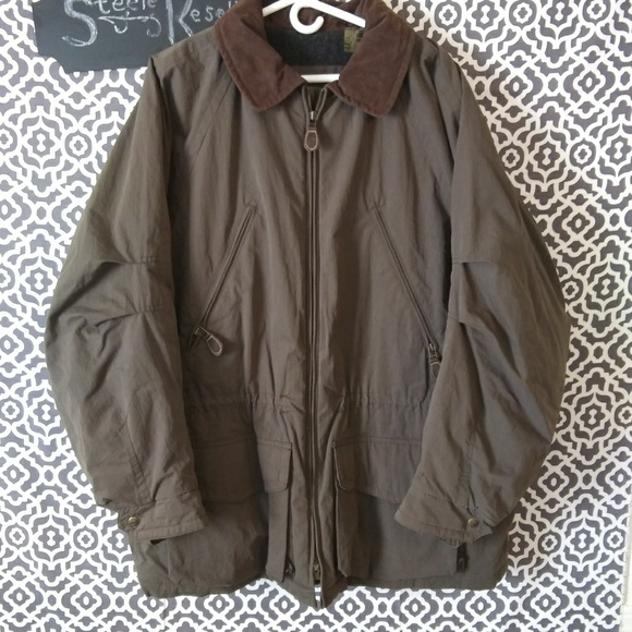 VTG Timberland Heavyweight Jacket Size Large